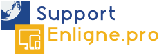 Logo Support en Ligne Pro